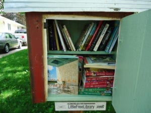 Why Build A Lending Library