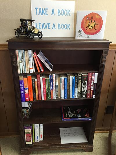 rost motor lending library Rost motor opens lending library to the public!