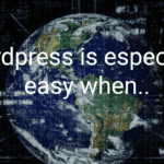 Wordpress Is Not Easy, And That's OK (Response)